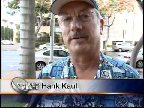 Koolau Amateur Radio Club 2010 KITV-4 PSA
