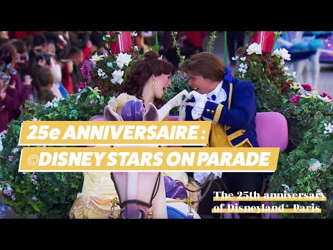 [REPLAY] Disney Stars on Parade brille de mille feux pour nos 25 ans