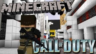 TWINKLE УЧИТСЯ СТРЕЛЯТЬ В MINECRAFT - MiniGames (Call of Duty) !!!
