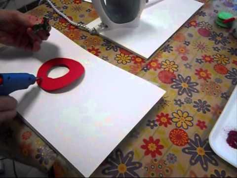C mo hacer decoraciones de navidad youtube for Como hacer decoraciones para navidad