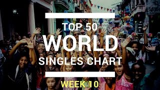 download lagu Top 50 World Singles Chart - Week 10 March gratis