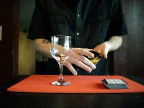 Magic Wine Glass Magic Tricks Wine Glass