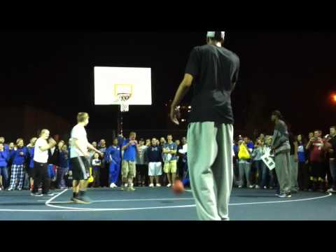 Anthony Davis' BBM Campout Dunk