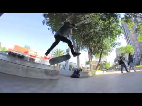 Jart Skateboards - The PROject Fernan Origel