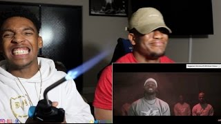 "Montana Of 300 x TO3 x $avage x No Fatigue ""FGE CYPHER Pt 4"" Shot By @AZaeProduction- REACTION"