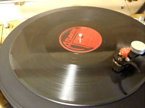 Midnight Special / Tiny Grimes w/ Red Prysock 78rpm (on Gyrodec Mk.III)