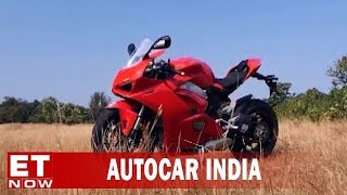 Ducati Panigale V4 | Full ride review | Autocar India