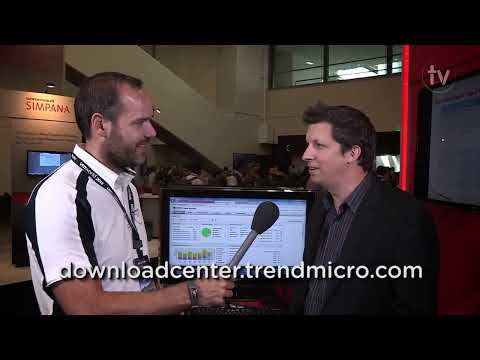 VMworld TV Interview: Justin Foster of Trend Micro