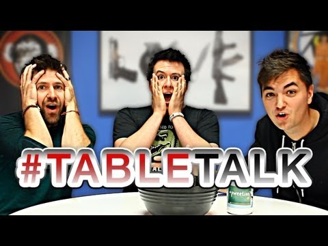 Table Talk: SourceFed UK, EVIL JOE, and Drugs!!