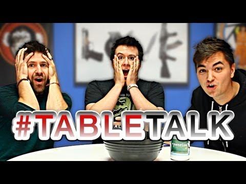 Table Talk: SourceFed UK, EVIL JOE, and Drugs!!