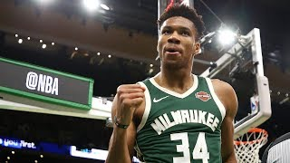 Giannis Antetokounmpo Likely To JOIN GS Warriors During Free Agency 2021