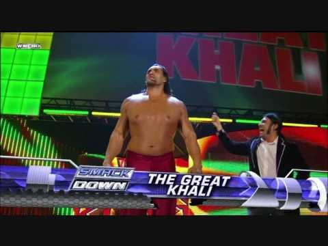 Wwe Superstars Entrance : The Great Khali video