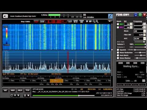 Radio Fides, La Paz Bolivia, 6155 khz