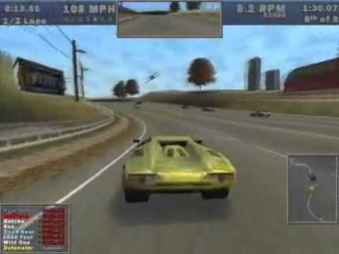 Loquendo - La Historia de Need For Speed - Parte 1/3