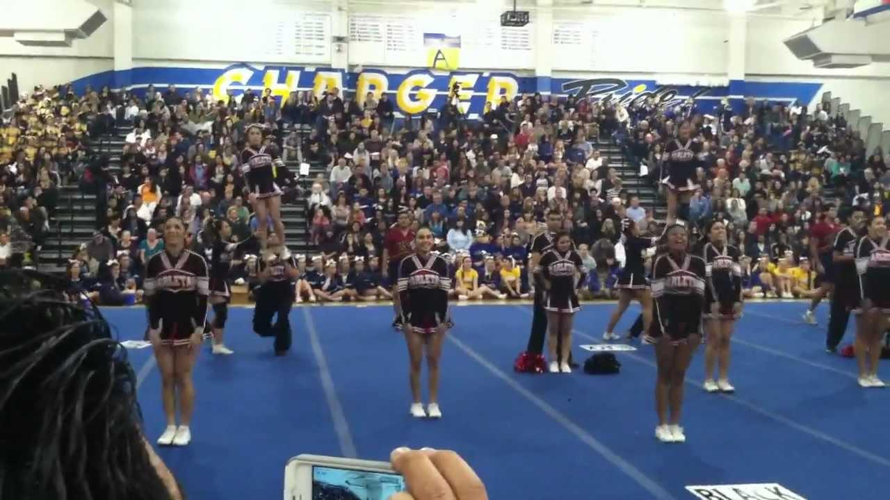 Arleta High School Dance Team Arleta High School Cheer