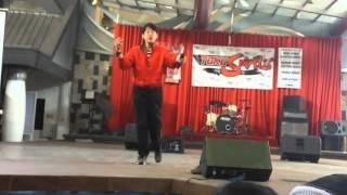 TokuSpirits 2016 - Zyuranger OP and Voltes V OP by Kenta Satou (Red Turbo)