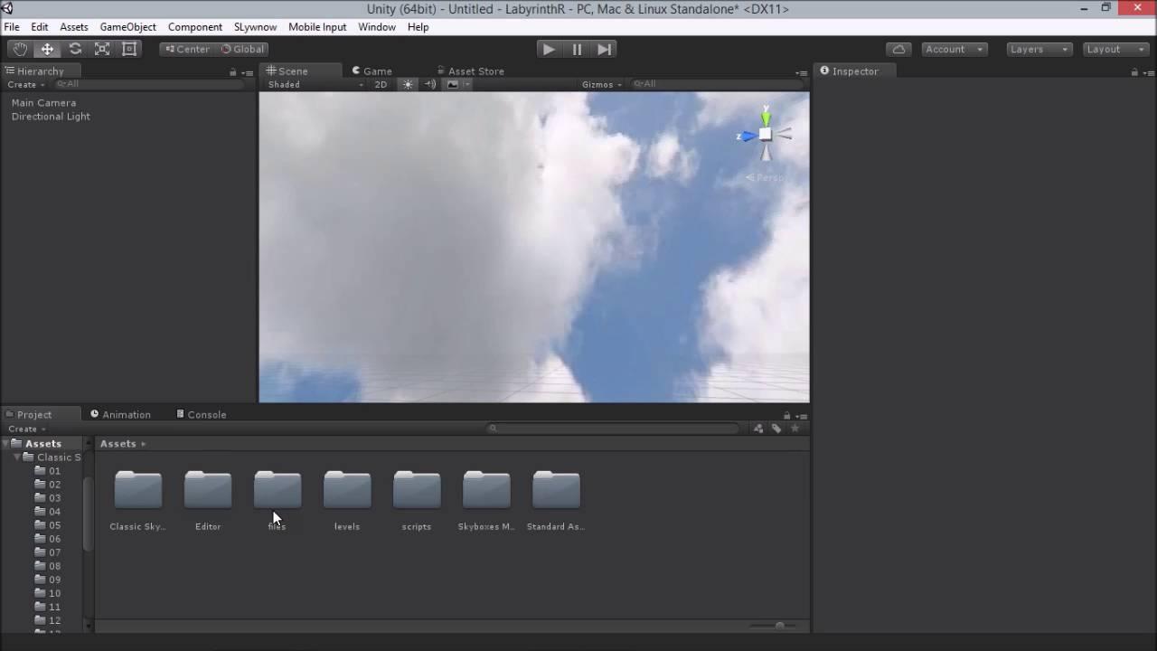 Unity как сделать настройки графики