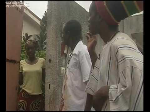 Comédie ivoirienne.
