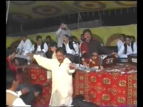 attullah khan nazia in shadi program   YouTube