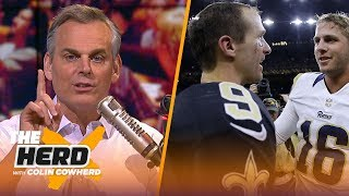 Blazin' 5: Colin's picks for the 2018-19 NFL Conference Championship Round   NFL   THE HERD