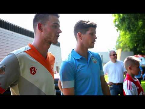 Klaas-Jan Huntelaar Foundation TEAM-dag 2014