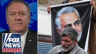 Pompeo joins 'Fox & Friends' after US airstrike kills top Iranian general