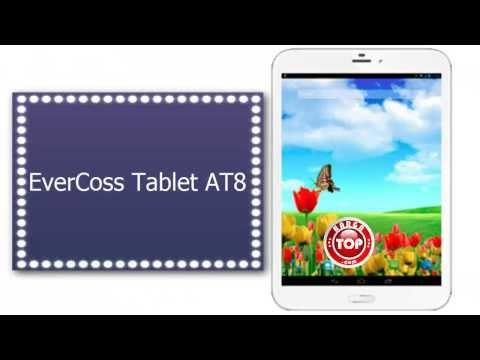 Evercoss AT8 Tablet Android Quad Core Harga Spek Kamera 8 MP