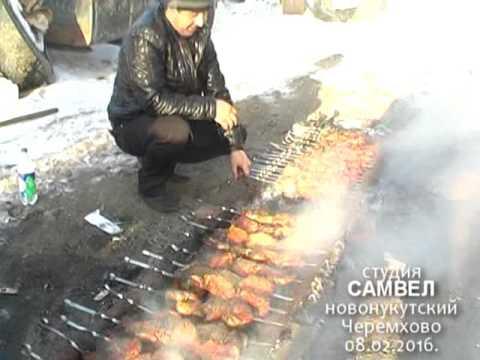 Настоящие армянские шашлыки