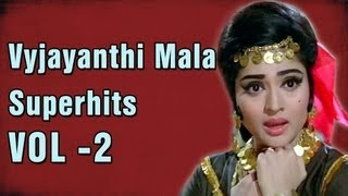 Vyjayanthimala Superhit Song Collection (HD)  - Jukebox 2 - Evergreen Old Hindi Songs Collection