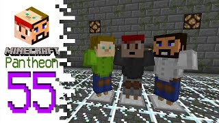 Minecraft Pantheon - EP55 - Cornered!