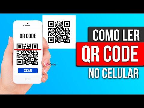 Como Ler e usar o QR Code em seu Celular