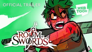 [Official Trailer 2] Room of swords