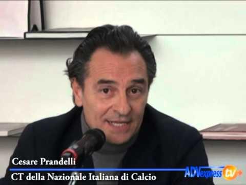 Cesare Prandelli intervistato da Giacomo Poretti per Illumia
