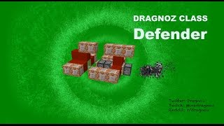 Dragnoz Class Defender: The threat of Brightmoore - moving commandblocks