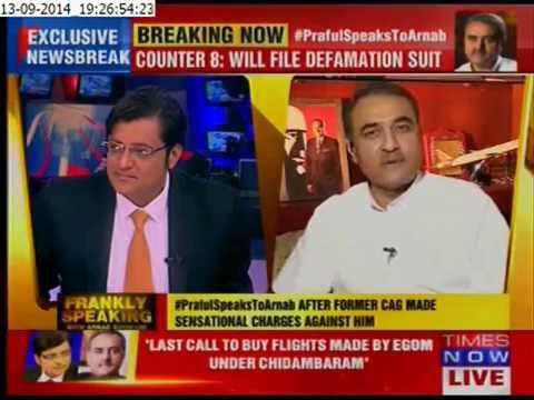 Frankly Speaking with Praful Patel - 2