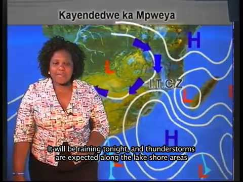 Weather report 2050 - Department of Climate Change & Meteorological Services/Zanyengo, Malawi