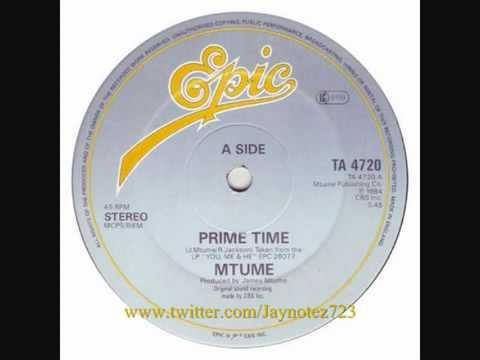 Mtume Prime Time Juicy Fruit