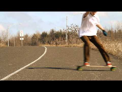 Longboarding: First of the Year