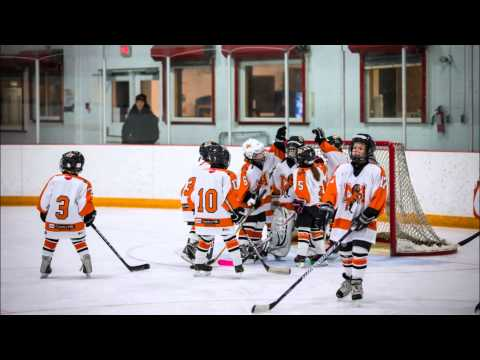 McKnight Mustangs Minor Hockey Montage Calgary