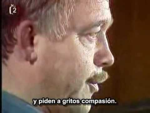 Karel Kryl - Děkuji (gracias) [subs Español] video