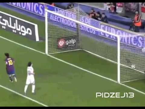 Bojan Krkić Perez - FC Barcelona [Pidzej13]