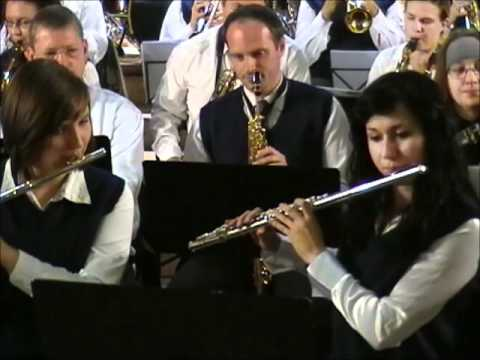 Gabriel's Oboe from the Mission (Band) - Obój Gabriela z filmu Misja