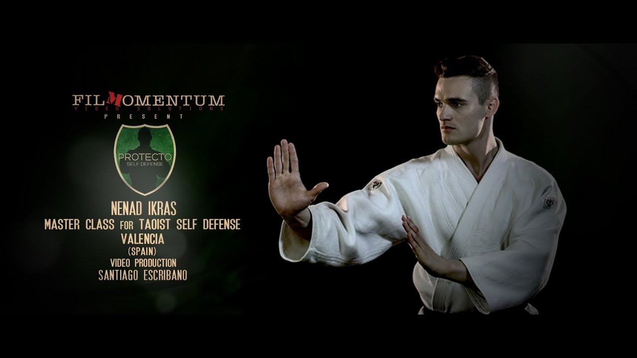 Protecto Self Defense For Taoist Self Defense