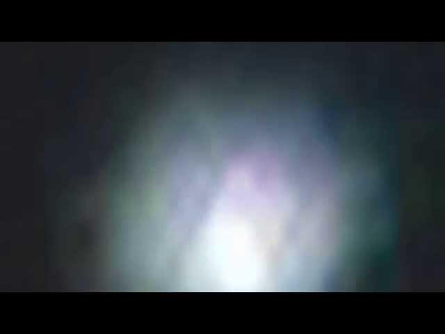 Orbs, Ufo Moon 9 Feb 2015