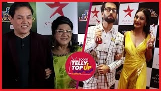 Shivaay & Anika's Alluring Look | Mrs Bhalla Graces The Event With Real Life Mr Bhalla