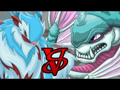 Miscrits Showdown #45: Light Frostmite vs. Light Bubblegup