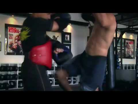 Lyoto Machida & Chinzo Machida training at VIPMMA Video