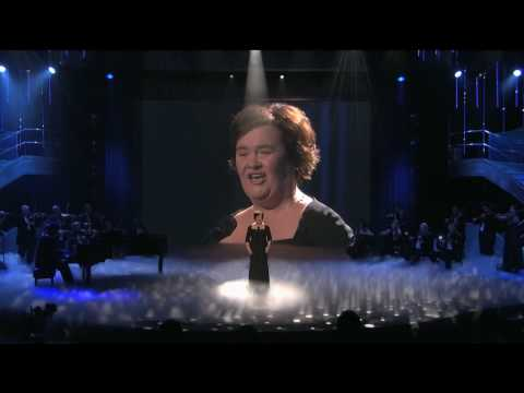 Susan Boyle sings Wild Horses on America's Got Talent 2009 Music Videos
