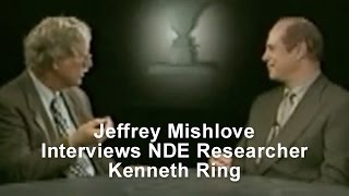 Jeffrey Mishlove Interviews NDE Researcher Kenneth Ring