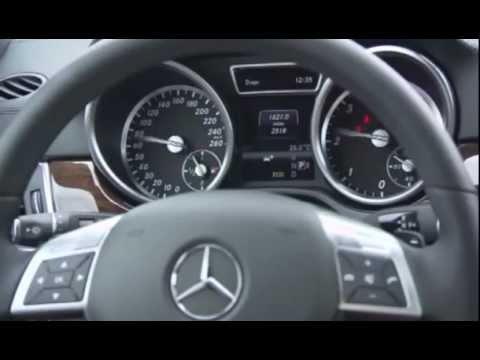 Mercedes-Benz GL 350 Тест Драйв (обзор)